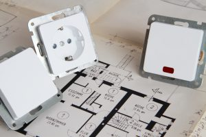 Planung der Elekroinstalltion im Haus